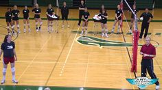 Various collegiate coaches talk about what they look for in blockers, and how to train that at the beginning levels. For more free videos about volleyball dr. Volleyball Passing Drills, Volleyball Gifs, Volleyball Skills, Volleyball Training, Volleyball Workouts, Coaching Volleyball, Volleyball Pictures, Basketball Drills, Volleyball Players