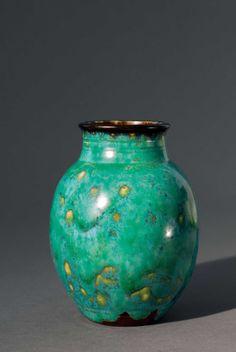 Emile DECOEUR - Vase I love it as it is mine.. Thnank Ana.. Galerie Michel Giraud