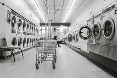 Launderettes washing machine 80's - Google Search