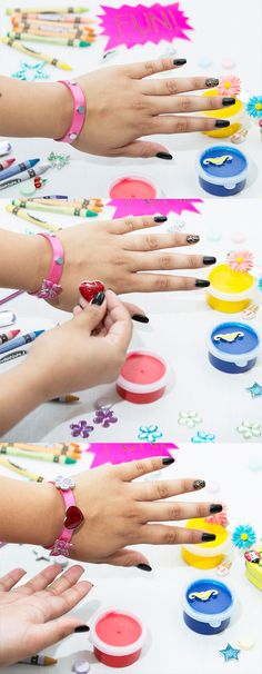 Clicks Charms is irresistibly fun magnetic charm jewelry kids can collect or sell themselves to learn to be confident entrepreneurs!