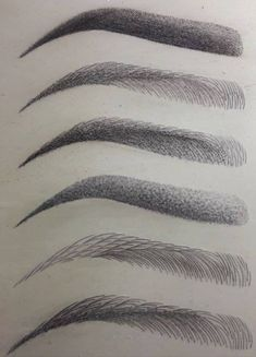 – The World of Makeup - Beauty Eyebrows Sketch, Mircoblading Eyebrows, Types Of Eyebrows, How To Draw Eyebrows, Eyebrow Makeup Tips, Permanent Makeup Eyebrows, Eye Makeup, Eyebrow Design, Phi Brows