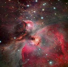 Nebular Clouds