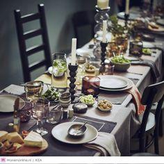 Nieuw: IKEA SITTNING De limited edition collectie maakt van ieder diner een feest met servies, glazen, bestek, kandelaars en tafelkleden van prachtige materialen: van massief acaciahout en marmer tot handgeblazen glas. #ikea #servies #keuken #koken #eten #kitchen #inspiratie #inspiration
