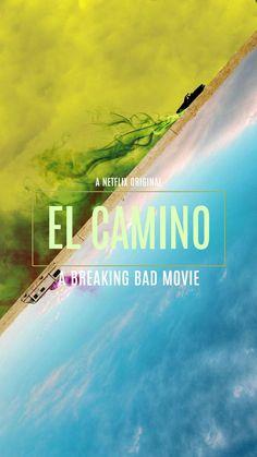 El Camino: A Breaking Bad Movie (2019) [1080x1920] [OC]