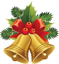 Resultado de imagen para campanas de navidad