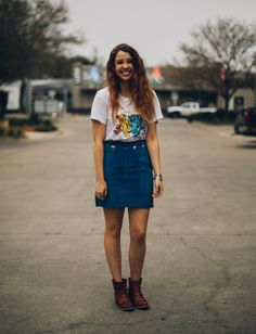 Street Style Inspiration at SXSW | Free People Blog #freepeople
