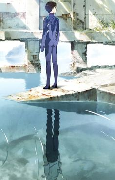Neon Genesis Evangelion, Shinji Ikari