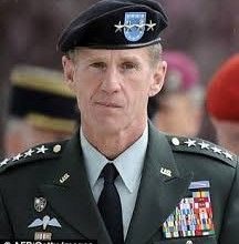 "Army General Has Epic Comeback For Obama's Insult - - - ""Not satisfied with accepting McChrystal's resignation the President made a cheap parting shot. 'I bet when I die you'll be happy to pee on my grave.' ""The General saluted, and said: 'Mr. President, I always told myself after leaving the Army I'd never stand in line again.'"