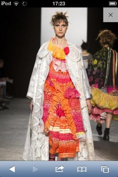 Caroline Day Graduate Collection 2015 at Westminster University