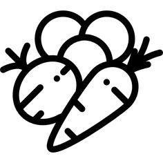 Vegetable free vector icon designed by Freepik