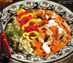 Chicken Recipes, Meat, Food, Red Peppers, Essen, Meals, Yemek, Eten