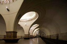 Znalezione obrazy dla zapytania sokol metro station