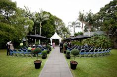 Auckland Wedding Venue Sorrento in the Park. You dont have to go far for this venue - a stroll in the park. Wedding Locations, Wedding Venues, Got Married, Getting Married, Wedding New Zealand, Our Wedding, Wedding Stuff, Wedding Ideas, Outdoor Settings