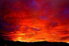 sunrise, Albuquerque, NM, 02/2011
