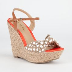 MIA Spring Womens Shoes 215358292 | Heels & Wedges | Tillys.com