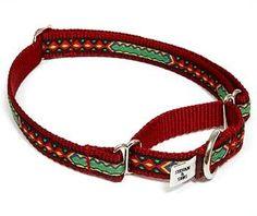 Rasta Mon Martingale  Dog Collar