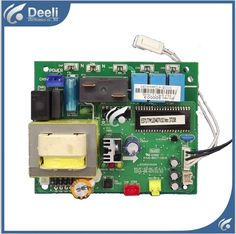 57.00$  Buy now - http://aliitm.worldwells.pw/go.php?t=32596537868 - 95% new Original good working for Water heater circuit / computer board RSJF-32/RC board 95% new  57.00$
