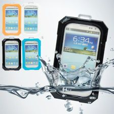 1× 4 Colors Waterproof Shockproof Case Pouch Cover For Samsung Galaxy S3 i9300