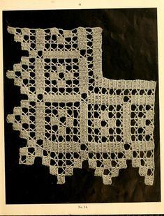 Crochet lace motif afghans 52 ideas for 2019 Filet Crochet, Crochet Doily Rug, Crochet Edging Patterns, Crochet Shell Stitch, Crochet Lace Edging, Quick Crochet, Crochet Potholders, Crochet Borders, Thread Crochet