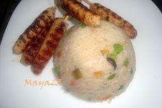 Brochettes de poulet haché | la petite cuisine de Maya