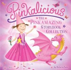 Pinkalicous has fun, fun, fun in all six books in Pinkalicious: The Pinkamazing Storybook Collection and her readers will, too. Pinkalicious has a playdate with her friend Rosie. She has a slumber par