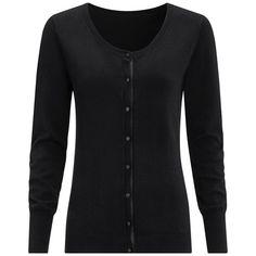 Damen Strickjacke im Basic-Look   Ernsting's family Sweaters, Fashion, Ribs, Knit Jacket, Jackets, Breien, Gowns, Nice Asses, Moda