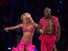 Dancing with the Stars - Donald Driver's Final Dance! - 10-10-10  The Mirror Ball is HIS!!
