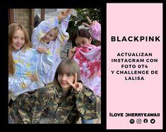 Hola blinks, el día de hoy el fandom amaneció super feliz pues nuestras chicas actualizaron sus redes sociales, blackpink en Instagram, así que vamos a ver que fue lo que las chicas colgaron en sus post... Jennie y Jisoo fueron las que postearon la primer foto OT4, después de