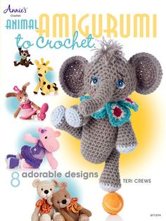 Maggie's Crochet · Animal Amigurumi to Crochet