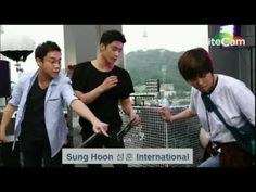 [ LIVE 4 ] Sung Hoon DJing Show in Seoul 3 June 2016 성훈 成勋 #ソンフン - YouTube