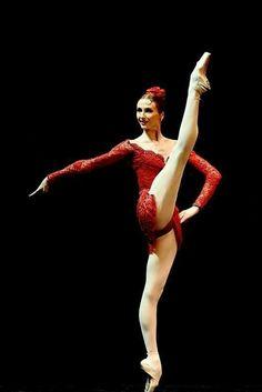 <<Svetlana Zakharova (Bolshoi Ballet) as Carmen>>