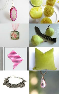 Tangy Sweet Spring by Deborah Hall Barry on Etsy--Pinned with TreasuryPin.com