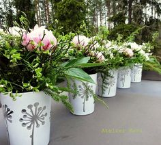 Forest and flowers, Atelier Kari