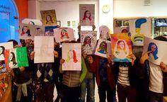 Artisti in miniatura [ #mostraSeduzione #museoRa #myravenna #ig_ravenna #igersravenna #turismoer #volgoarte #artnow #museumlife #socialmuseum #gioconda #duchamp ] by morlottina
