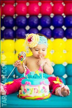 CANDY SHOP cake smash set by Ruby Blue inc  Ruffle by rubyblueinc, $75.00
