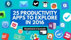 I have seen 100's and maybe even 1,000's of Productivity Apps. I spent my spare time reviewing them on YouTube. In this post, I want to…