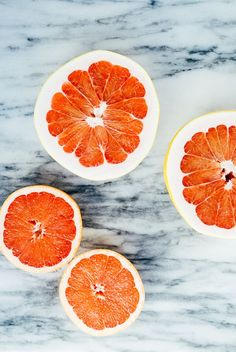 MIMITIKA // orange :: marble :: healthy food //