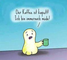 Schwarzer Kaffee