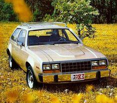 1983 AMC Spirit Sedan: