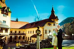 Wedding Schloss Kassegg Hotels, 6 Photos, Wedding Locations, Four Square, Mansions, House Styles, Nature, Manor Houses, Villas