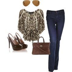 Untitled #20, created by lmares1968 on Polyvore