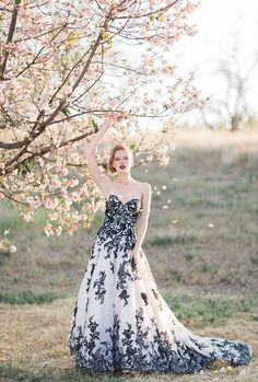Wedding & Bridal Fashion Blog   Allure Bridals Note: oh, good god, that dress. I'd be panting over it all day. I think this bride would end up with as many photos of the dress as everything else put together. -Heather #WhatPhotographersThink