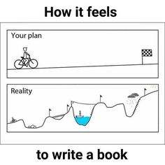 How It Feels To Write A Book – Writers Write