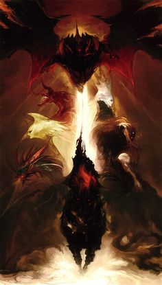 Final Fantasy XIV: A Realm Reborn - Primals Poster
