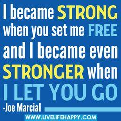 I Became Strong