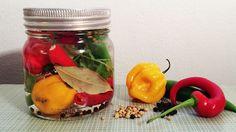 Sylting av grønnsaker: Slik sylter du grønnsaker og bær
