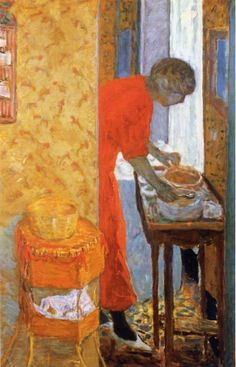 The Preserves, 1915 ~ Pierre Bonnard ~ (French: 1867-1947)