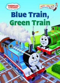 Thomas the blue train works all day while Percy the green train works all night. But what exactly do they do? Told in the simplest language, here is a charming tale of a day and night on the Island of Sodor. Perfect for Bright and Early readers!