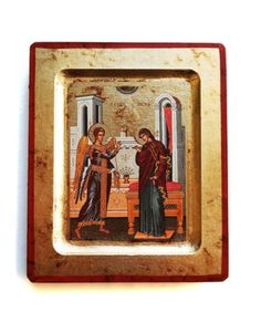 Greek-Russian-Orthodox-Lithography-Icon-Annunciation-of-Theotokos-12-5x10cm