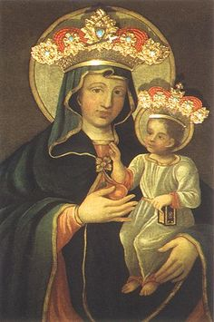 Matka Boska Przebogata.
